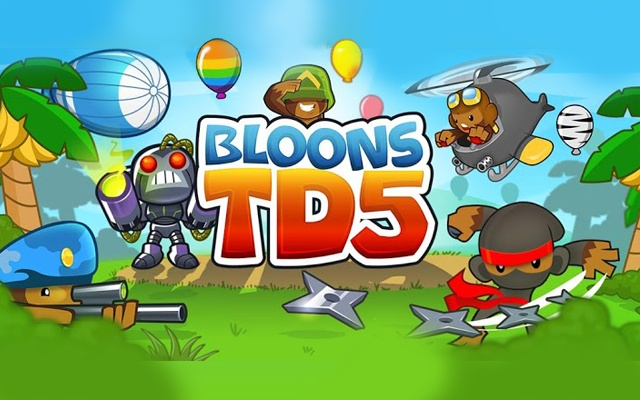 Bloons TD 5 2.14 Mod Apk, With Unlimited Energy and Money.
