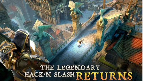 Download Dungeon Hunter 5 v1.0.1d Mod Apk – Direct Link