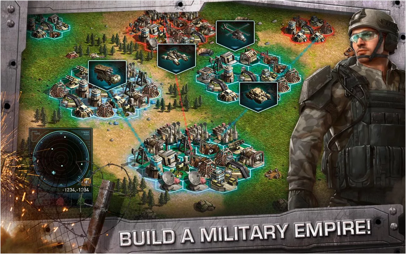 War of Nations v2.0.0 Mod Apk