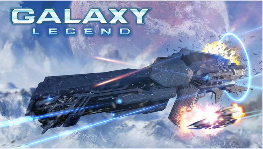 Galaxy Legend v1.4.9 Mod Apk