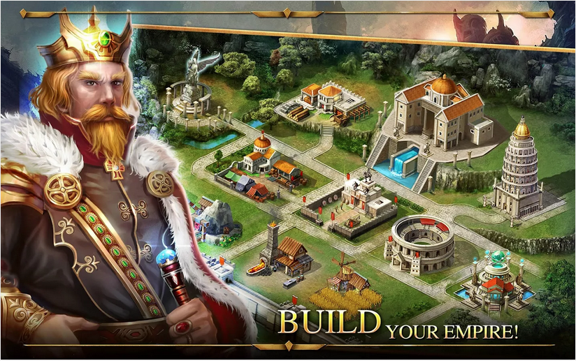 Age of Warring Empire v2.3.65 Mod Apk