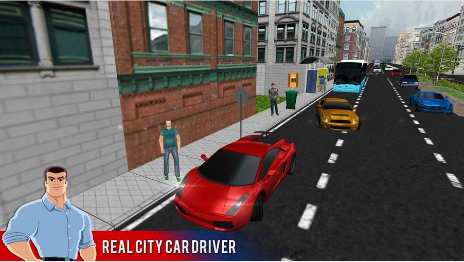 City Driving 3D Mod Apk