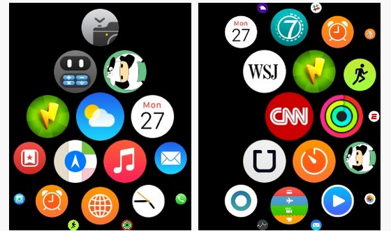 How to Change the Layout of Apps on Your Apple Watch « iOS Gadget Hacks