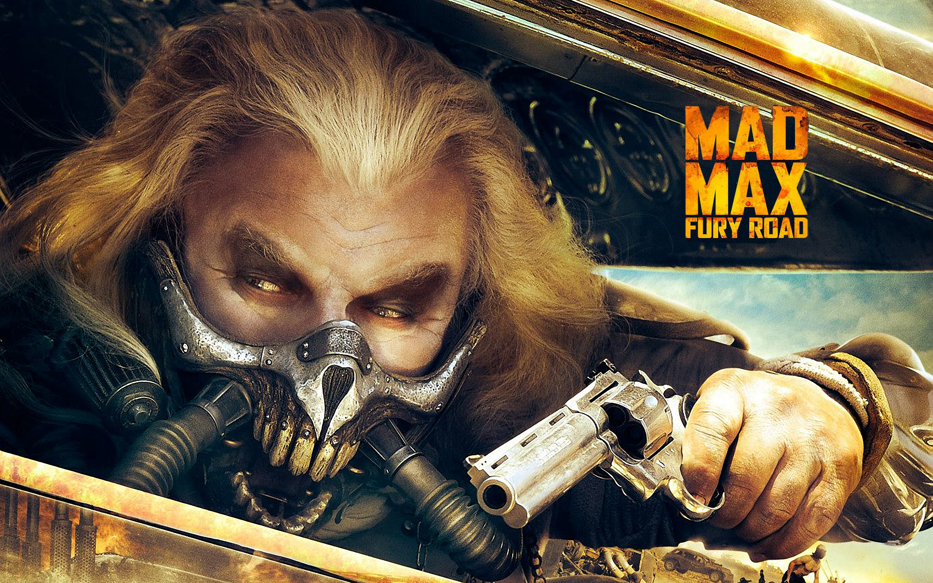 Top 12 Mad Max Furry Road HD wallpapers.