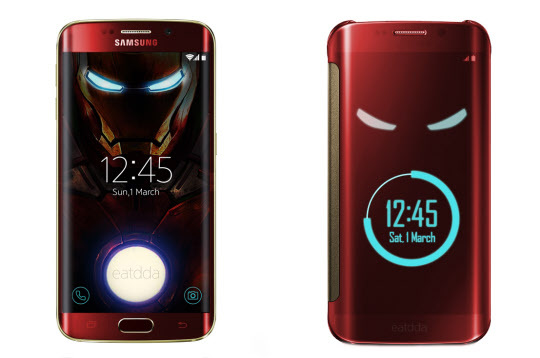 Samsung-Galaxy-S6-And-S6-Edge-The-Avengers-Iron-Man-Version-Confirmed ...