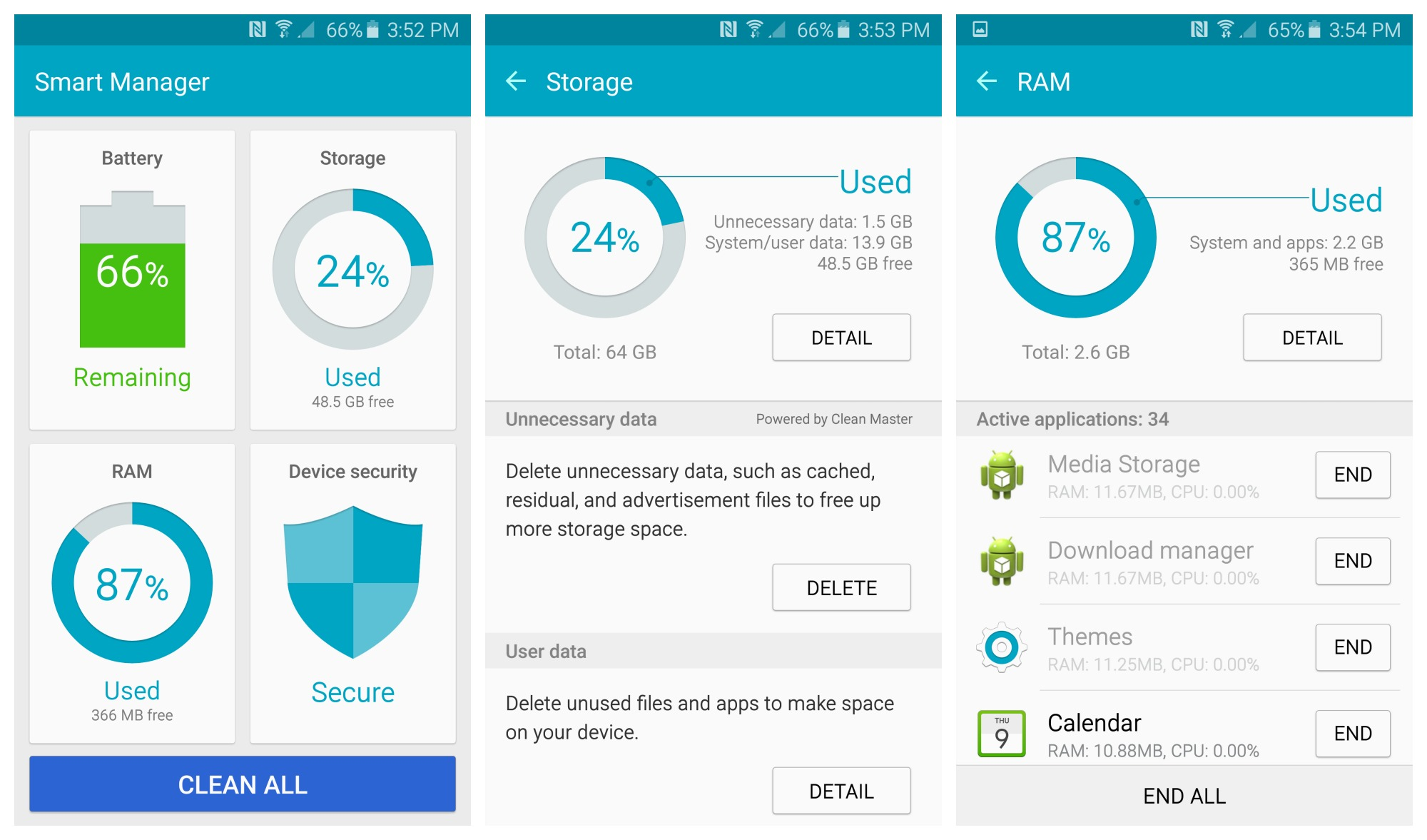 7 best ways to improve Galaxy S6 or S6 Edge Battery Life.