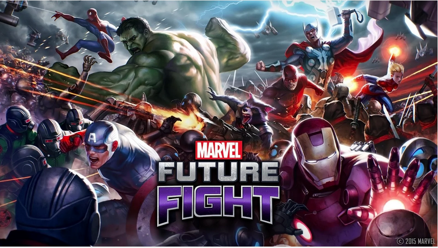MARVEL Future Fight v1.1.1 Mod Apk