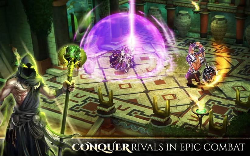Blood & Glory Immortals v 1.1.1 Mod Apk