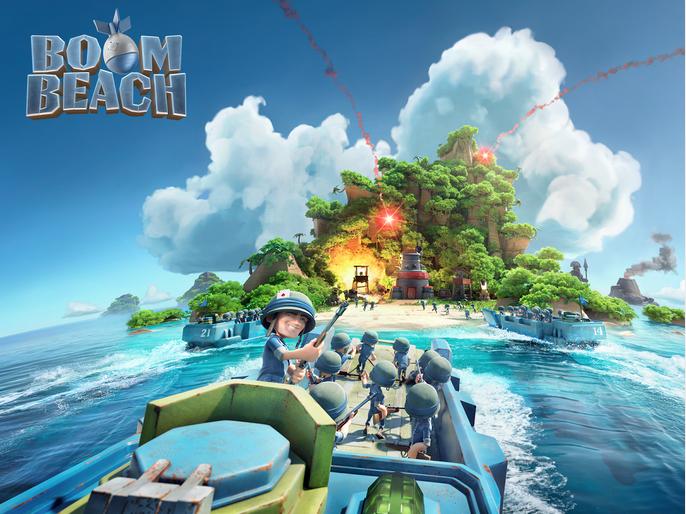 Boom Beach v 21.157 Mod Apk