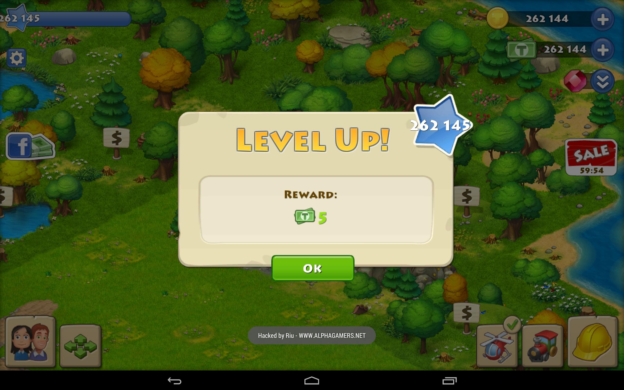 Download Township v2.8.0 Mod Apk loaded with infinite resources and money.