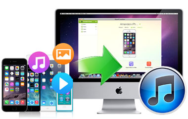 Transfer Video and Music files from Mac to iPhone without iTunes.