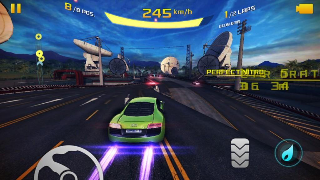 asphalt 8 apk download for pc