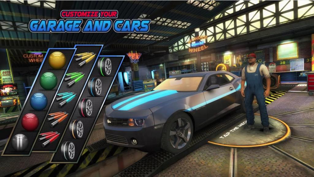 Dubai Racing v1.4 Mod Apk