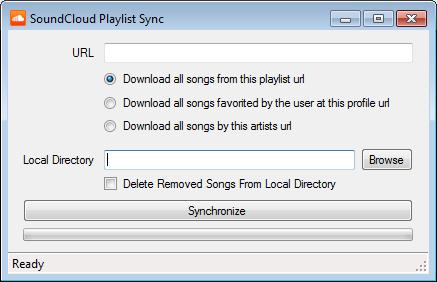 soundcloud download for pc