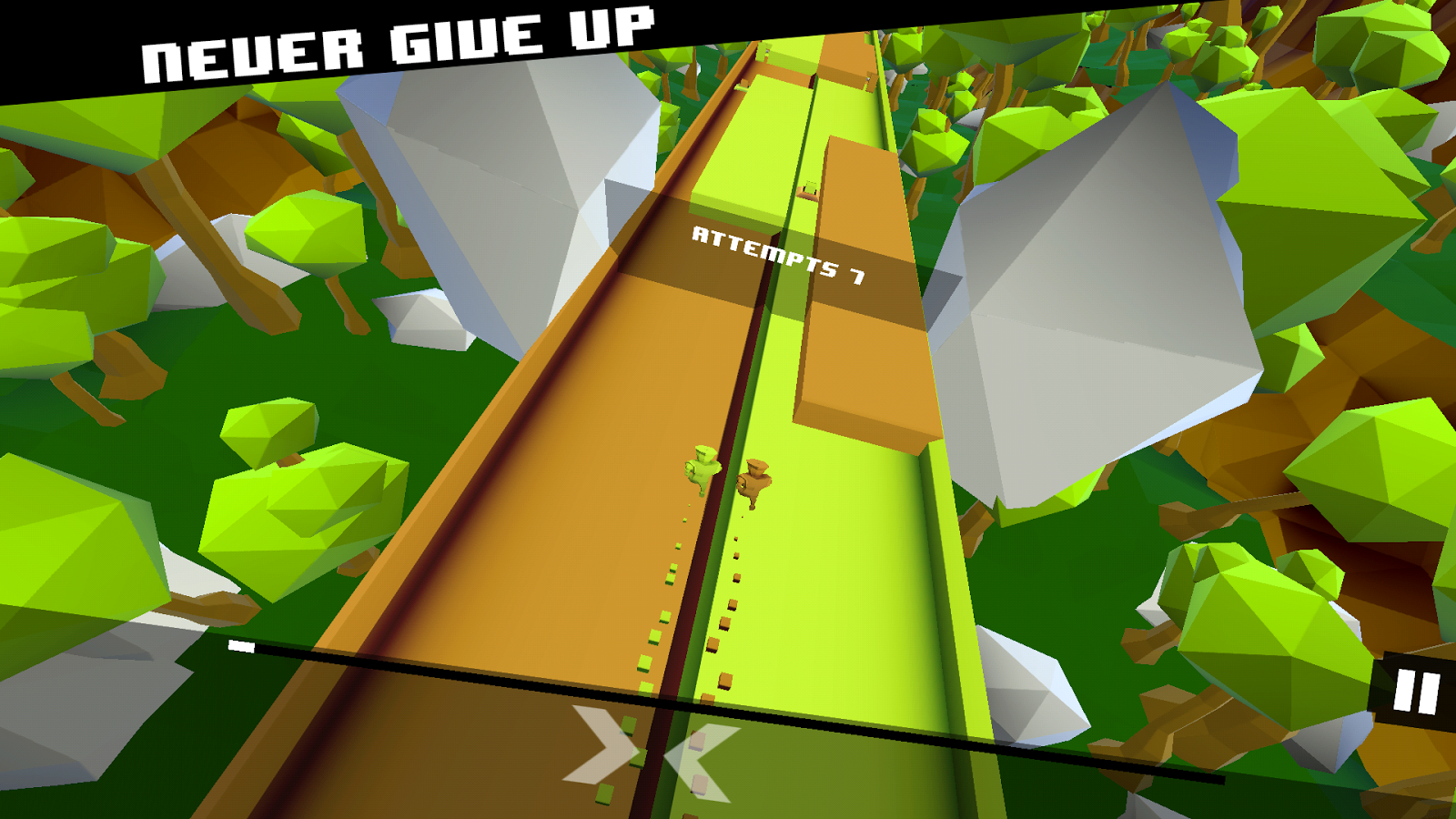 Twin Runners 2 Mod Apk v1.1.1 Unlimited hack