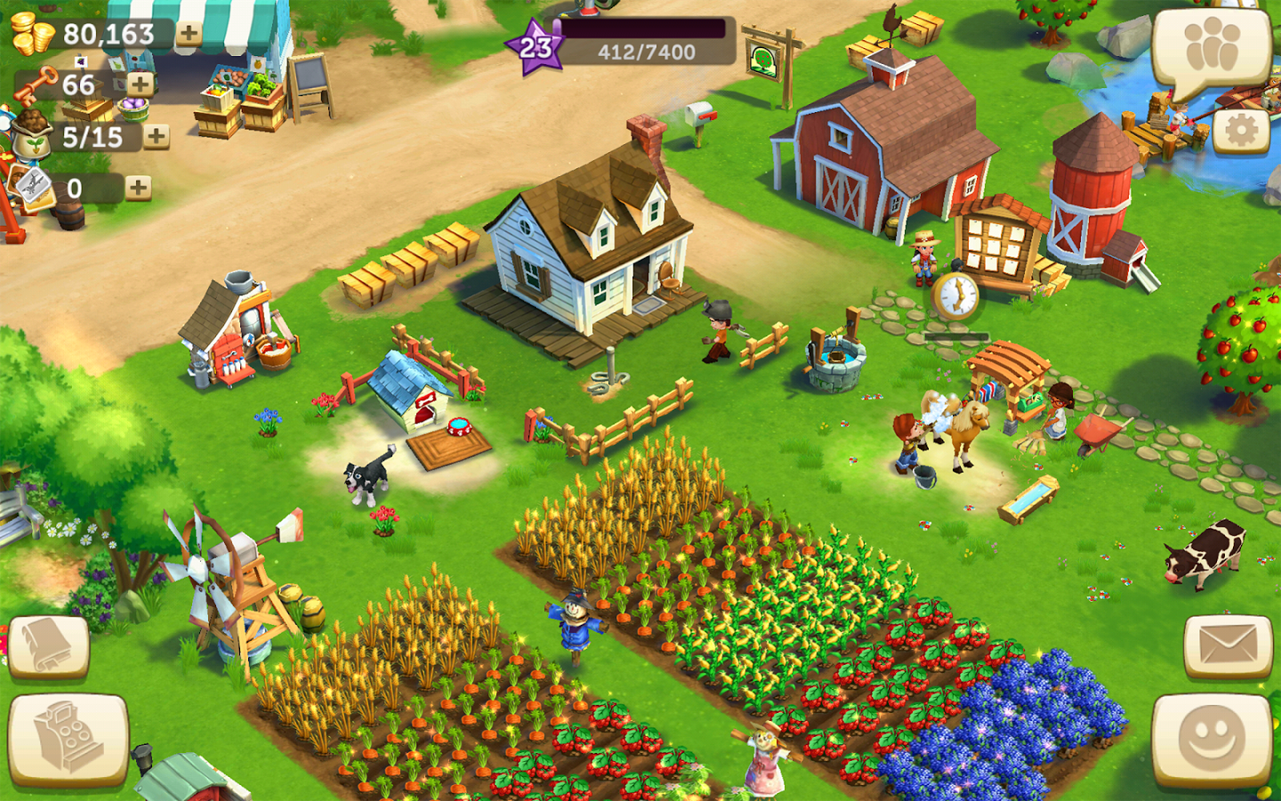 escape farm 2 games