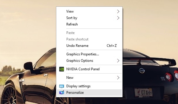 How to show My Computer icon on Windows 10 Desktop.