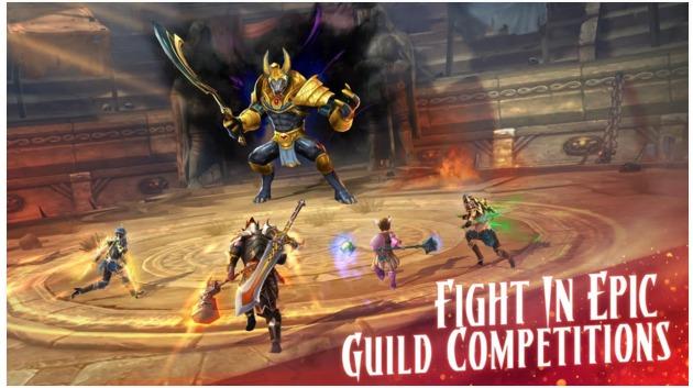 Apk Mod Eternity Warriors 2