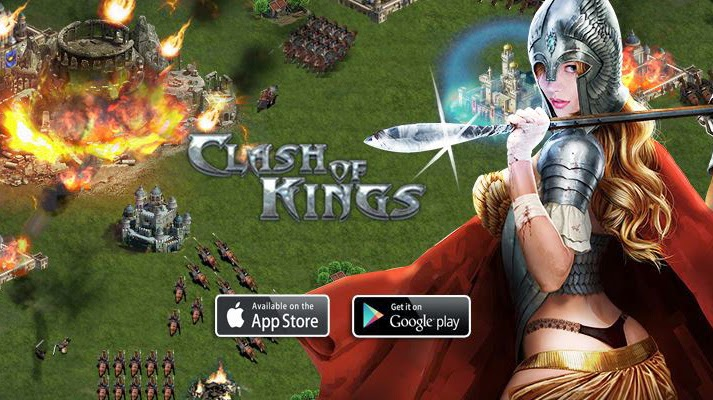 Clash of Kings Mod apk hack