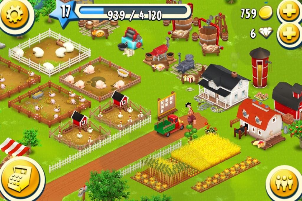 Hay Day скачать мод на деньги скачать - фото 7