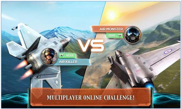 Modern Air Combat  Infinity_mod_APk