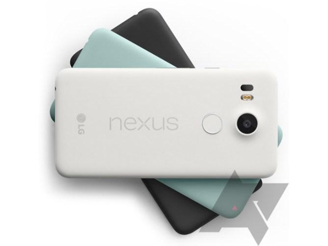 Nexus-5X-Farben
