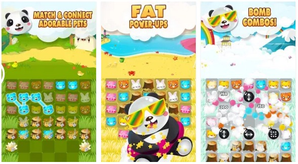 Pop Pet Puzzle Adventure   Android Apps on Google Play