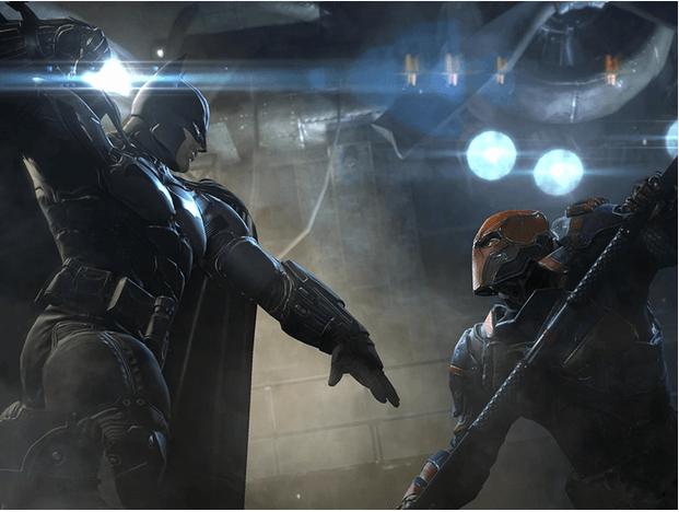 Batman Arkham Origins v1.3.0 apk Mod