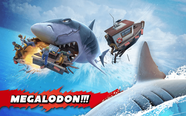 Hungry Shark Evolution Apk + Mod