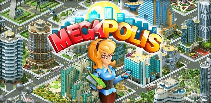 megapolis cracked apk