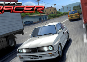 Traffic Racer v2.2.1 mod Apk with unlimited money.