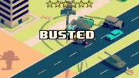 Smashy Road: Wanted v1.1.7 Mod Apk ( Free Shopping)
