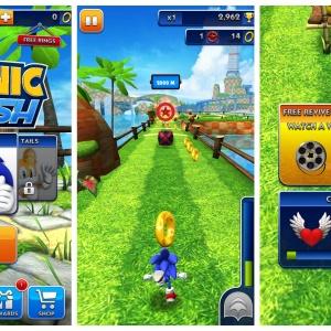 Sonic Dash 2.7.0Go MOD APK (Unlimited Money)