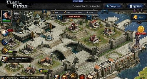Clash of Kings Mod Apk Hack
