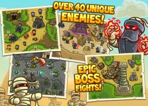 Kingdom Rush v2.6.4 Mod Apk with Unlimited coins.