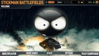 Stickman Battlefields v1.4.1 Mod Apk ( Unlimited Ammo/Money)