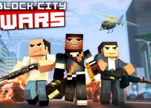 Blocky City Wars 4.0.3 mod Apk (Unlimited Money)