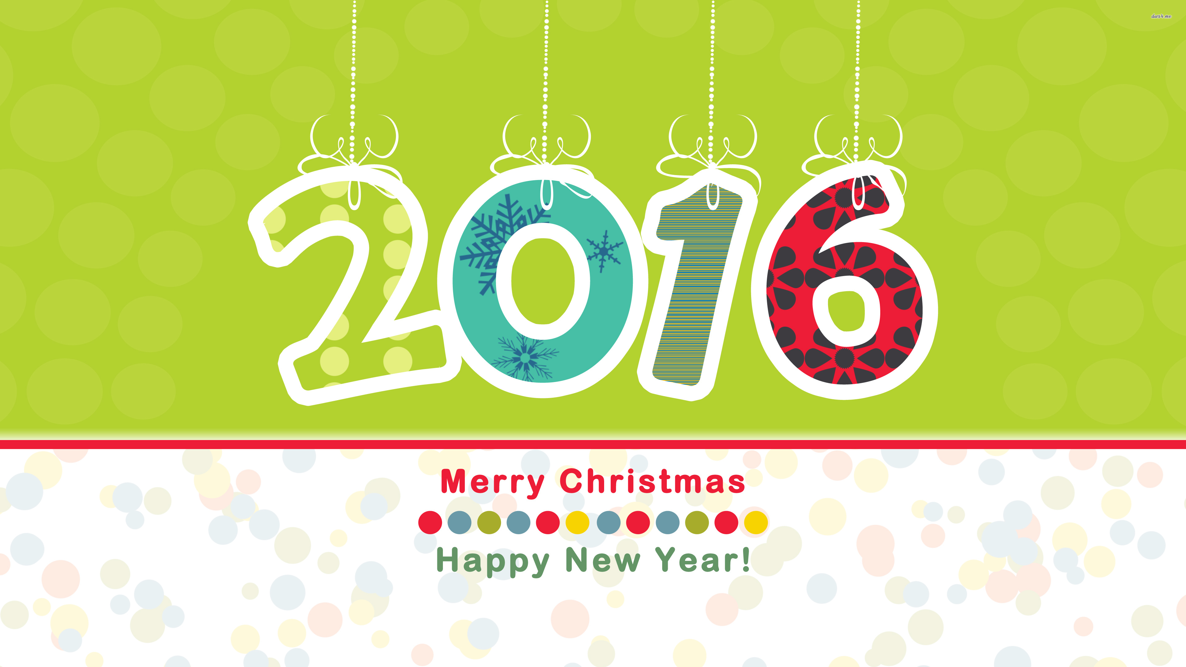 Top 10 4k hd happy new year 2016 wallpapers axeetech for New design wallpaper 2016
