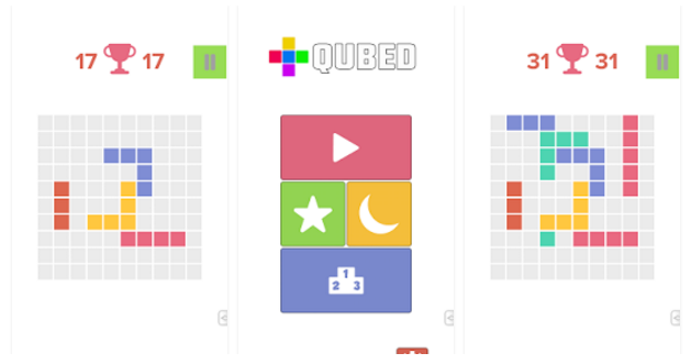 Qubed   Puzzle Block Game   Android Apps on Google Play