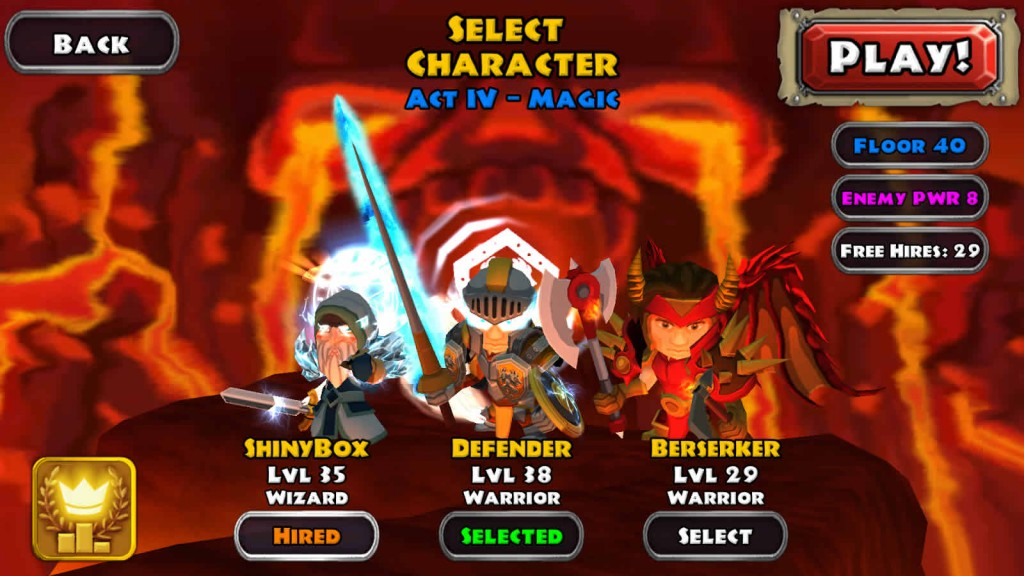 Dungeon-Quest-Android-Resim-2-1