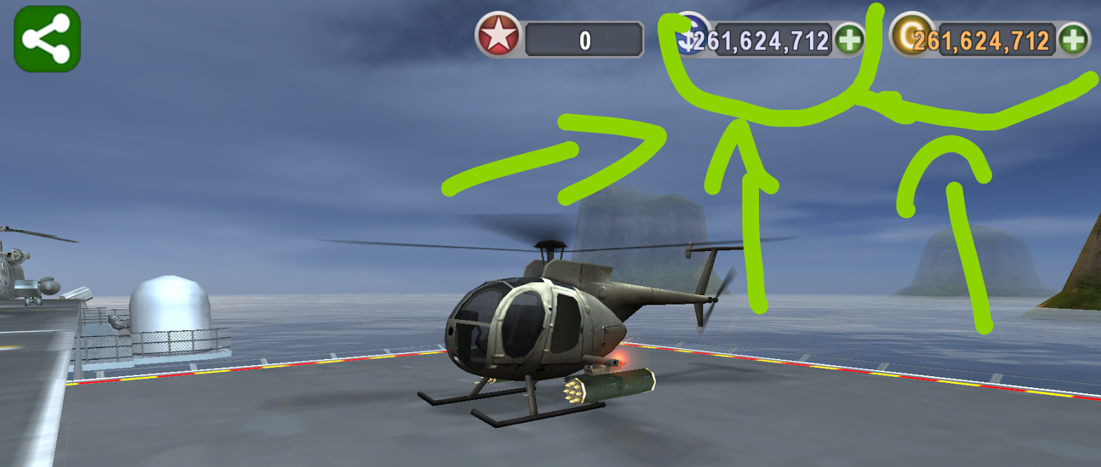 gunship battle helicopter 3d mod apk unlimited gold & money new version