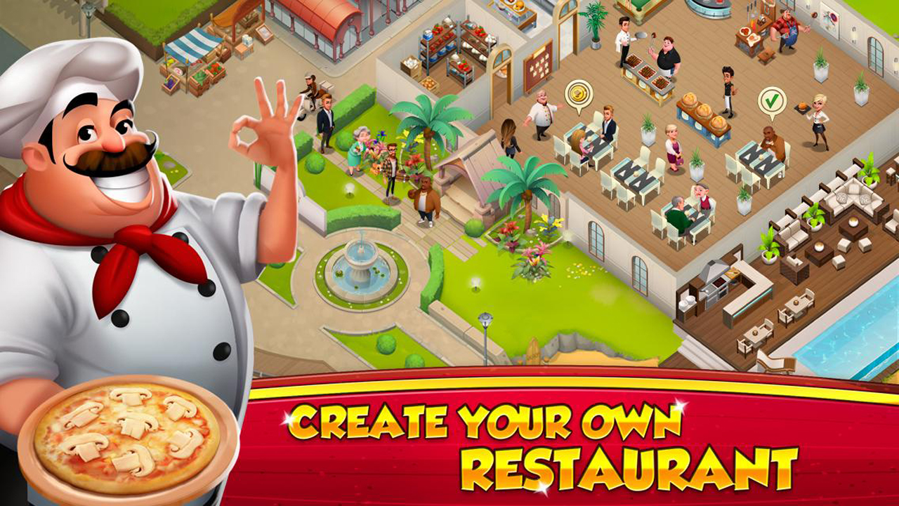World Chef V1 14 4 Mod Apk With Unlimited Coins Money