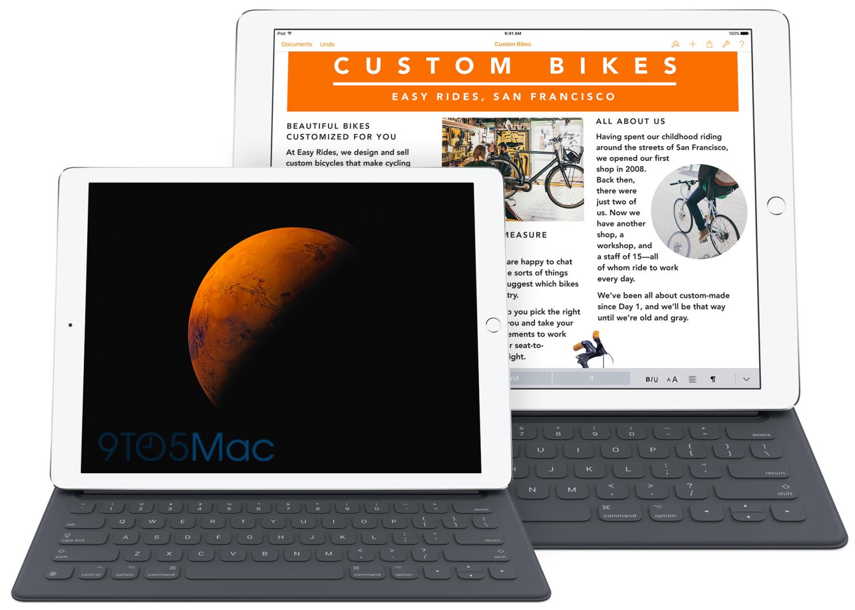 97 inch iPad Pro