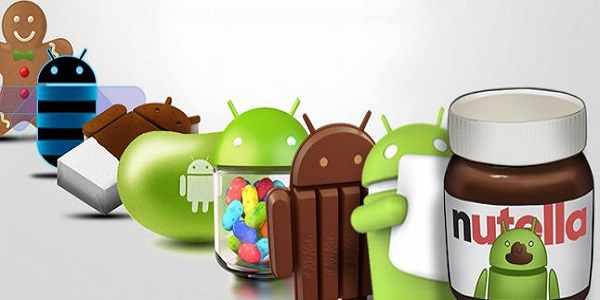Android-Nutella