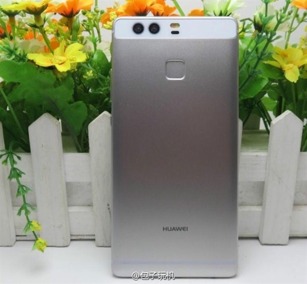 Huawei P9 renders 3