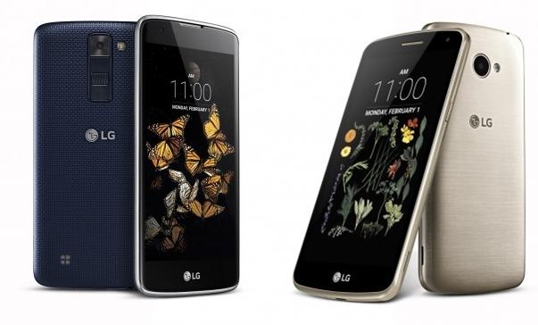 LG K8 and Lg K5