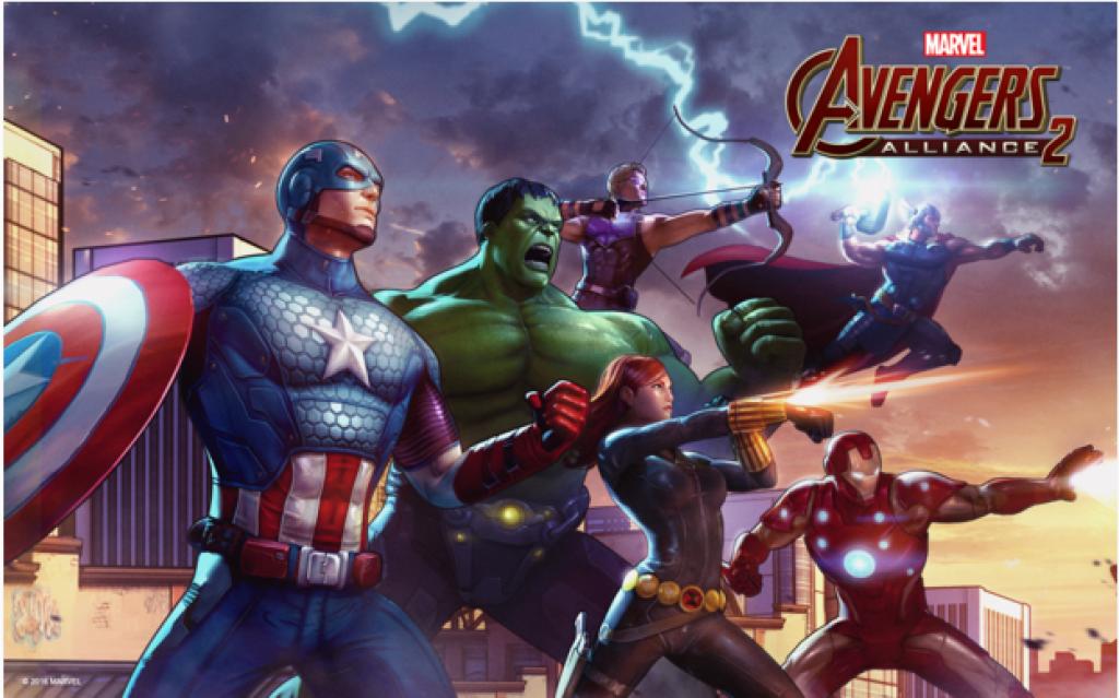 Marvel  Avengers Alliance 2