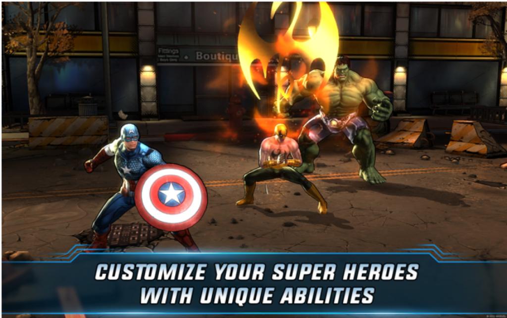 Marvel  Avengers Alliance 2   apk