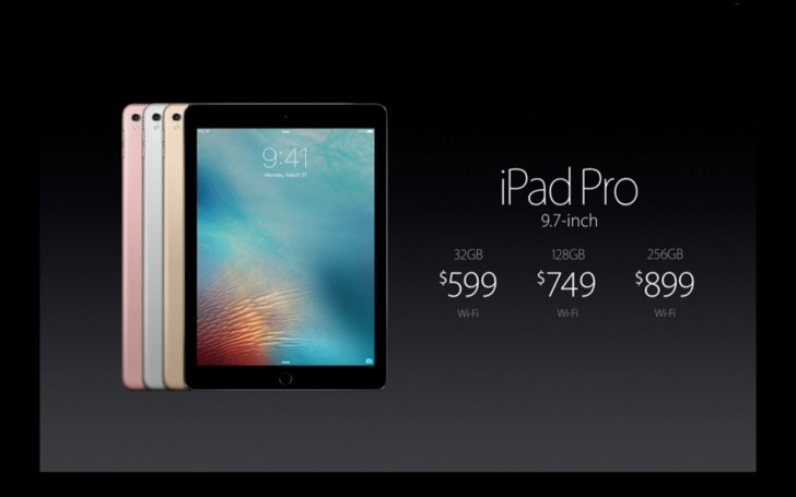 New iPad Pro Price