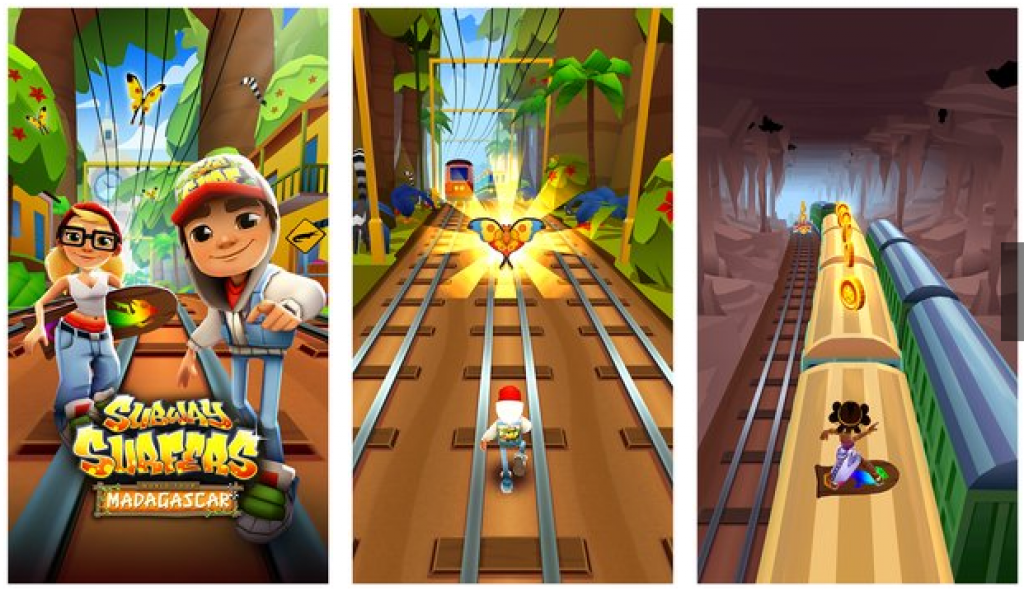 Subway Surfers 1.53.0 Madagascar
